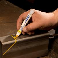 Nissen Low Corrosion Solid Paint Маркер-краска с низким уровнем коррозии