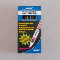 Markal Valve Action Paint Marker Ultra Violet